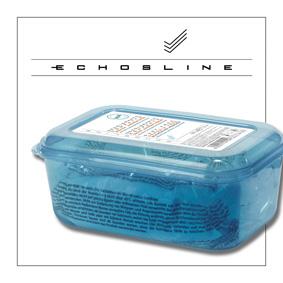 BLEACHING POWDER BLUE COMPACT ammonia - ECHOSLINE