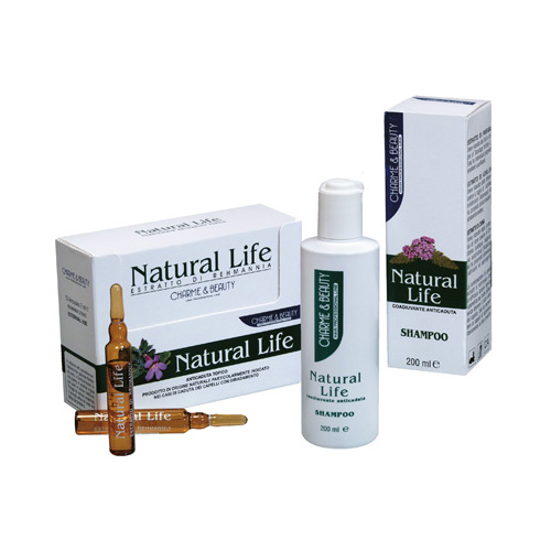 NATURAL LIFE : adjuvantná - CHARME & BEAUTY