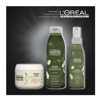 Nature Series - OILISS - L OREAL PROFESSIONNEL - LOREAL