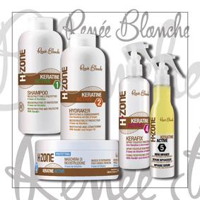 H • ZONE : ACTIVE Keratine - RENEE BLANCHE