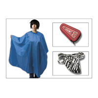 CAPES PROFESSIONAL CUTTING AND CARRIER FOR HAIRDRESSERS - EURO ITAL