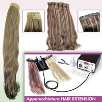 100 % természetes emberi haj kiterjesztések
