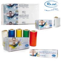 TOWEL PAPER - ROLL FOIL - ROIAL