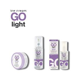 ICE CREAM GO GO - GO LIGHT - INEBRYA
