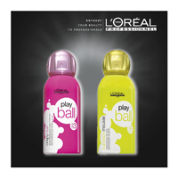 FOAM BALL PLAY - L OREAL PROFESSIONNEL - LOREAL