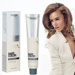 MAXIMA HAIR COLOR - con PLEX technology - VITALFARCO by MAXIMA