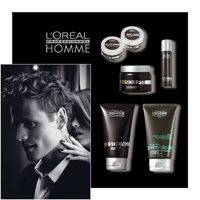 L' Oréal Professionnel HOMME STYLING - L OREAL PROFESSIONNEL - LOREAL