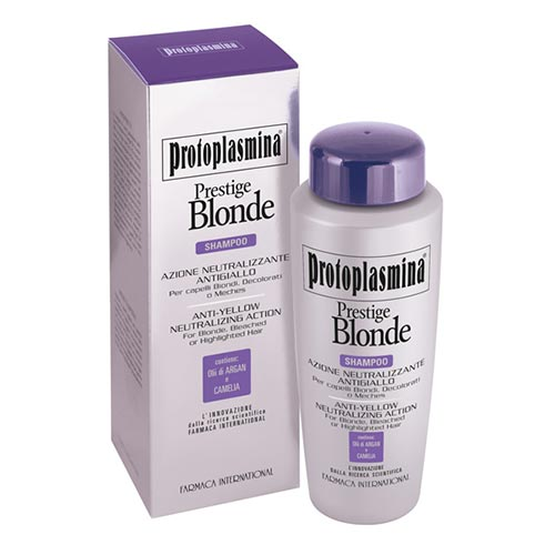 PROTOPLASMINA PRESTIGE BLONDÍNA - FARMACA INTERNATIONAL