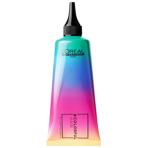#COLORFUL VLASY - L OREAL PROFESSIONNEL - LOREAL