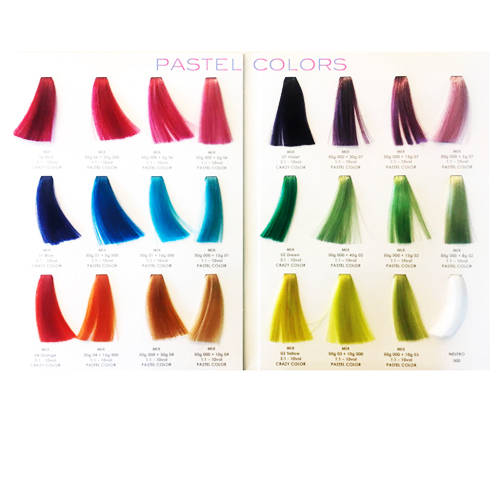 COLOR PASTEL - RAYWELL