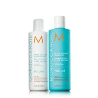 EXTRA VOLUME szampon i odżywka
