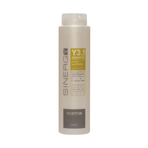Y 3.1 szampon do włosów cienkich - SINERGY COSMETICS
